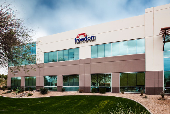 Freedom Financial - Architecture