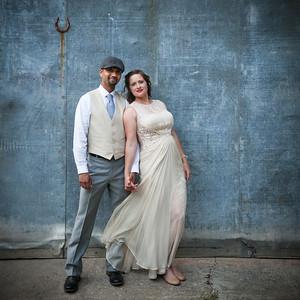 Nadine & Kunal