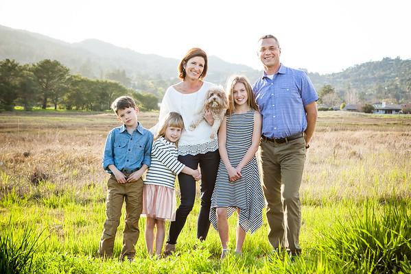 Lisa Brent Family