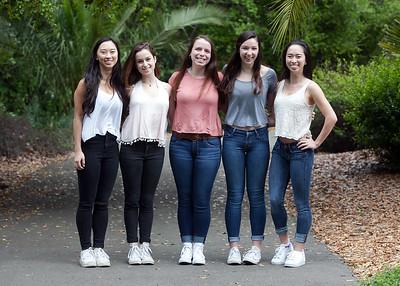 Marin Ballet Girls