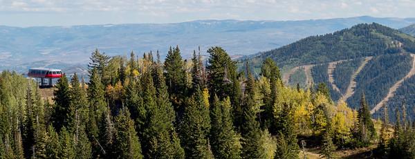 Iron Mountain background
