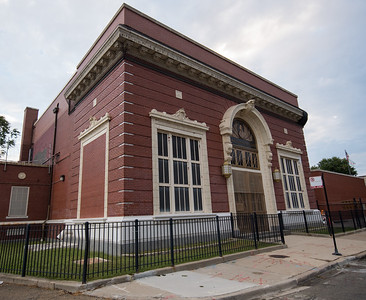 Thomas Jefferson Pumping Station - Lincoln Square