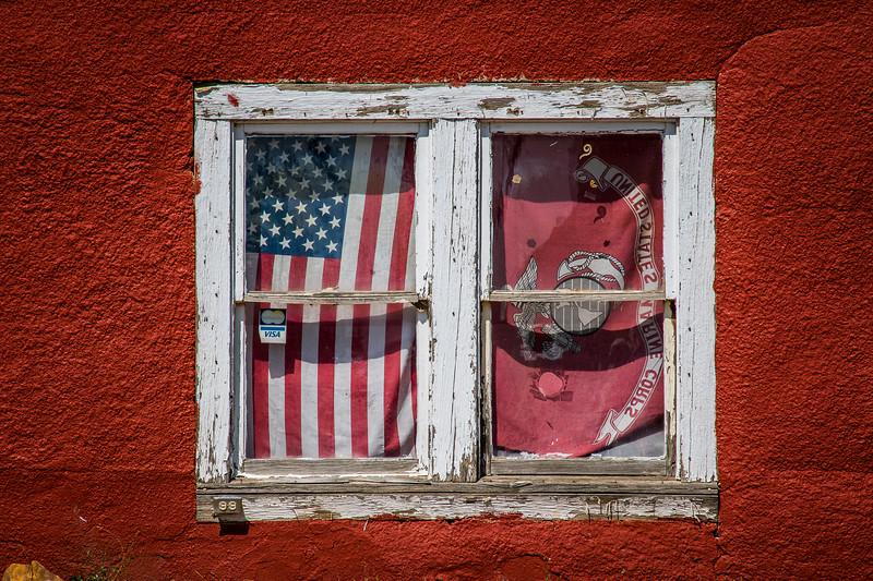 Random Window, Roy, New Mexico