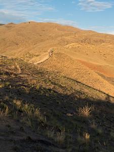 Boise Crestline Trail
