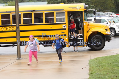 Three Lakes First Day of School