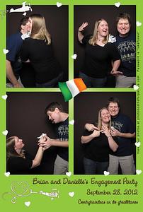 Brian & Danielle's Engagement