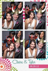 Tyler & Claire's Wedding