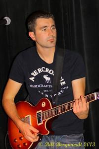 Matt Mazerolle - Tristan Horncastle at LBs