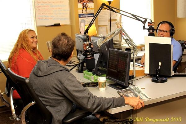 September 12, 2013 - Sean Hogan at CFWE