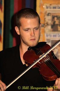 Fiddle - Allen Christie Band