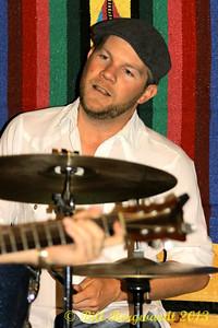 Drummer - Allen Christie Band