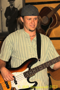 Ian Stoltz - Allen Christie Band