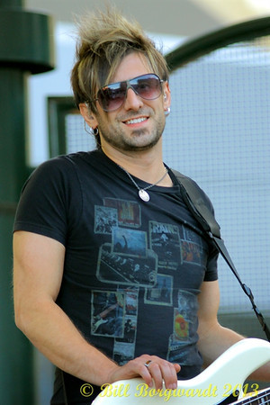 September 20, 2013 - Jason Hastie at Centennial Plaza
