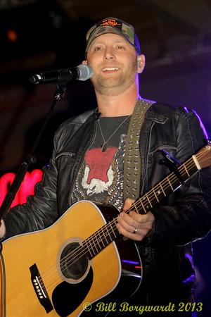 September 25, 2013 - Shane Chisholm & Tim Hicks at The Ranch