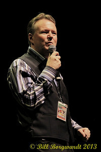 Brian Edwards - Show Promoter of the Red Green touring show