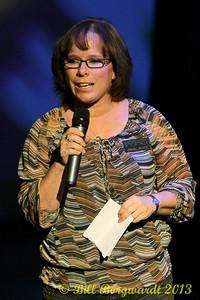 Kerri Gibson - Cultural Program Coordinator, Horizon Stage & The City of Spruce Grove