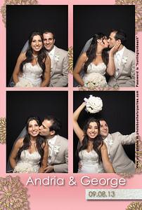 Andria & George's Wedding