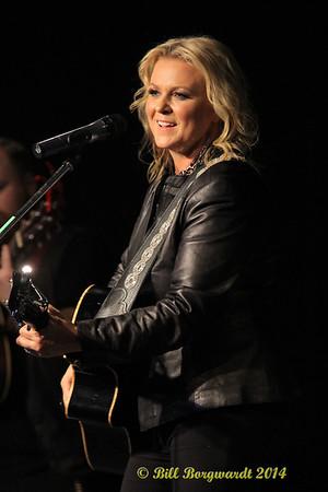 September 27, 2014 - Carolyn Dawn Johnson - Benefit Concert In Westlock