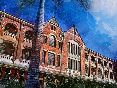 Old Railway Station, Townsville.