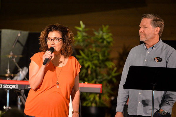 Sequoia Baby Dedication
