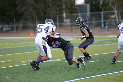 2013 Varsity Sequoia vs Monta Vista