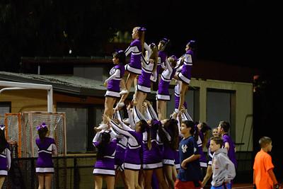 2014 Sequoia Cheerleaders