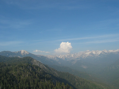 Sequoia National Park - Alta Peak 2007