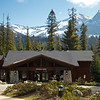 The Wuksachi Lodge, where we stayed for 2 nights, is surrounded by the snowcapped mountains of the High Sierras.