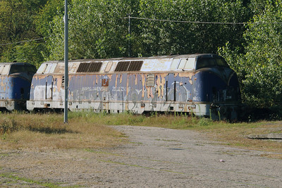 761 003 on depot near Rakovica on 26th September 2016  (2)