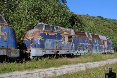 761 003 on depot near Rakovica on 26th September 2016  (7)