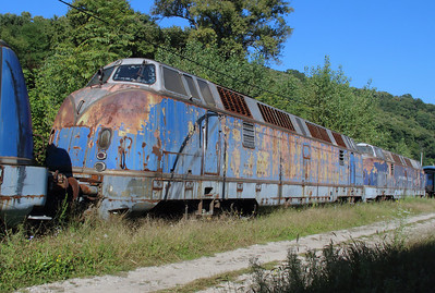 Unknown 761 on depot near Rakovica on 26th September 2016 (2)