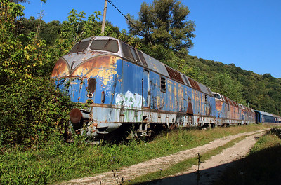 761 00X on depot near Rakovica on 26th September 2016 (6)