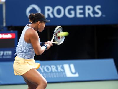 Serena Williams vs Naomi Osaka (#2) Rogers Cup Quarterfinals