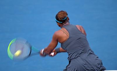 Rogers Cup Final Serena Williams v Bianca Adreescu