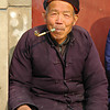Xian Farmer with Pipe