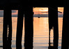 Pier-framed Sunrise
