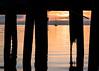 Pier-framed Sunrise