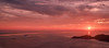 Sunset Freighter