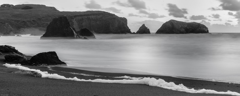 Serenity at Rodeo Beach
