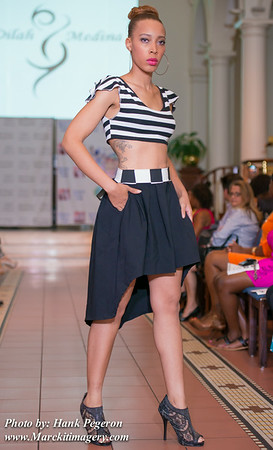 Serenity Nights Fashion Show / Dilah by Medina