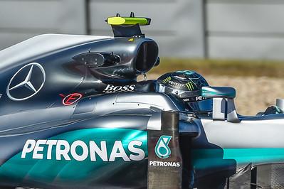 Formula 1 - US Grand Prix - Day 1 - 20161021