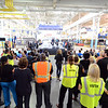 Chrysler Sterling Stamping Plant get visit from CEO Sergio Marchionne.  Photo gallery by Ray Skowronek--The Macomb Daily