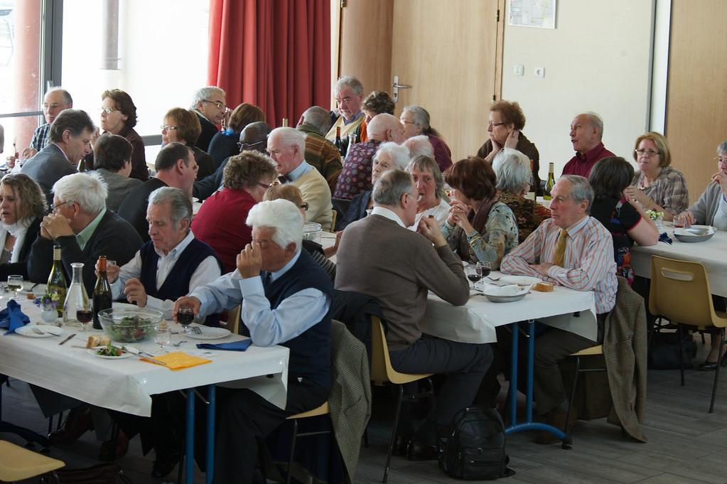 Comité de l'église repas 2012