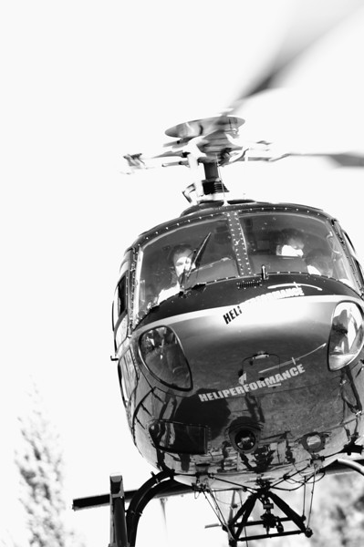 Baptême hélicoptère 2011