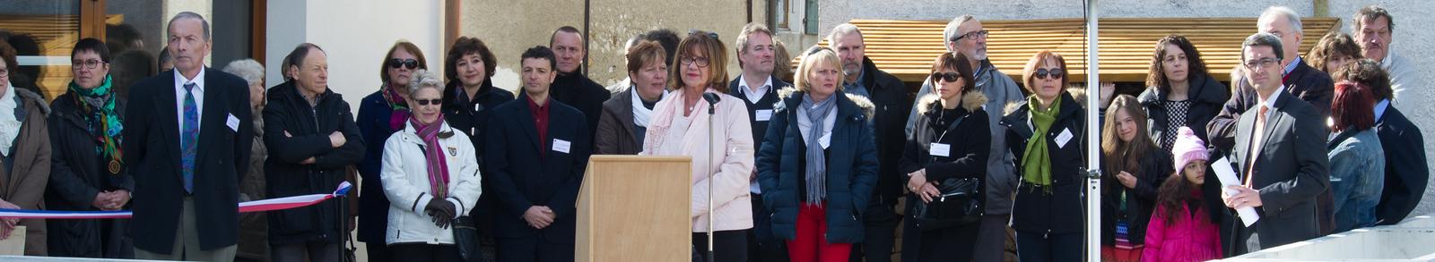 Inauguration 2015