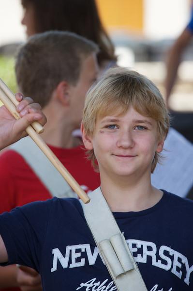 Kermesse du sou des ecoles 2012