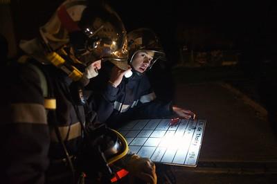 Exercice Pompiers