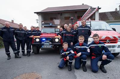 pic nic des pompiers 2011 véhicule