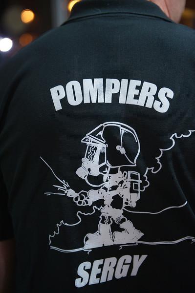 soiree choucroute des Pompiers 2012