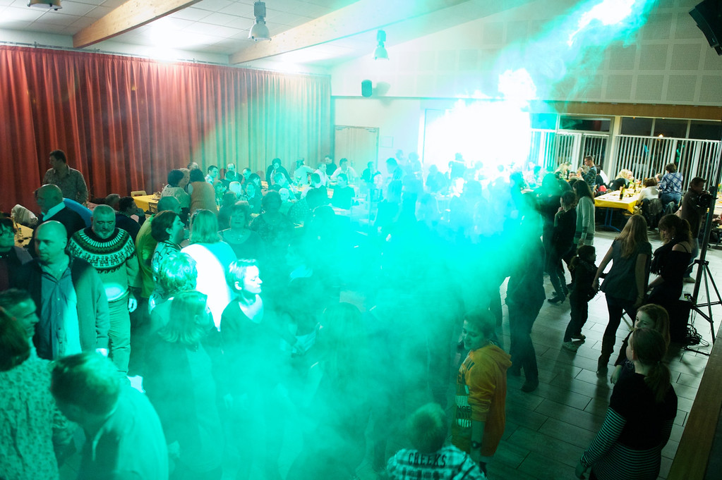 Pulling Gessien, soirée dansante 2012